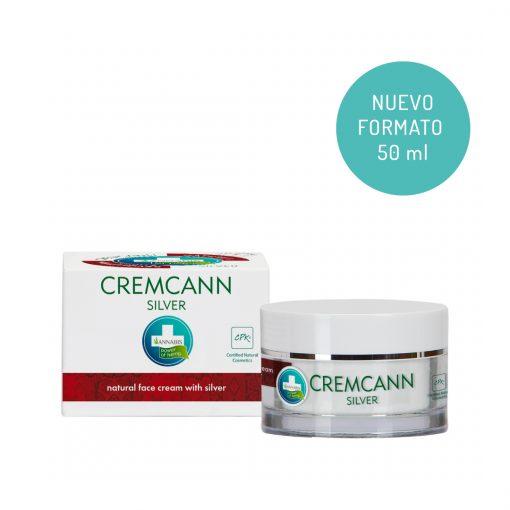 cremcann silver crema cannabis acne