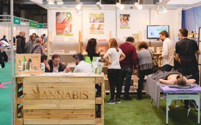 Annabis en Expo Eco Salud Madrid, el Salón de la Salud y Calidad de Vida