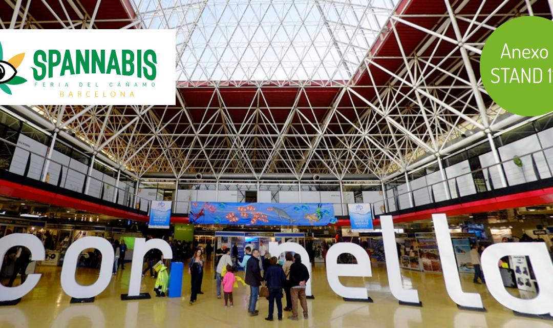 Annabis expondrá por 5º año consecutivo en Spannabis, la mayor feria de Cannabis de Europa