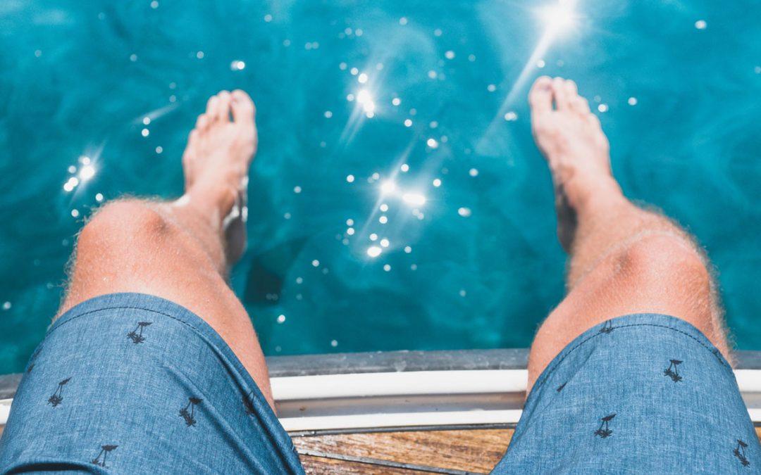 Cómo aliviar los síntomas de piernas cansadas