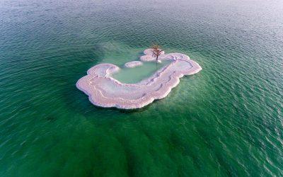 Beneficios de la sal del Mar Muerto en cosmética bio