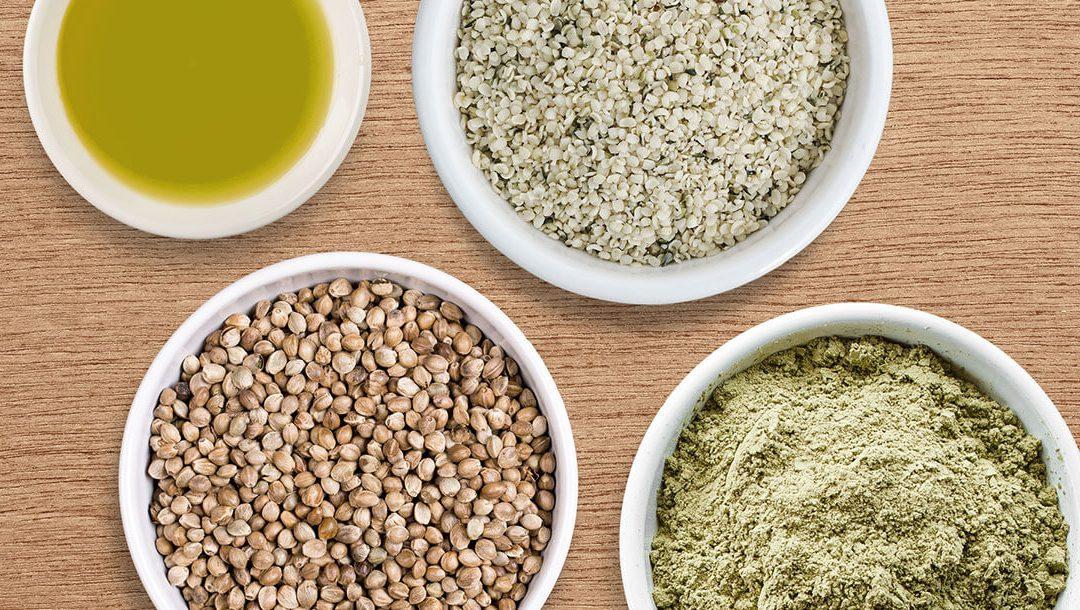 Cómo cocinar con aceite de Cáñamo