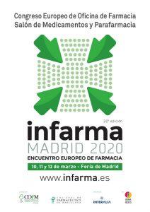 INFARMA Madrid 2020 encuentro europeo de farmacia
