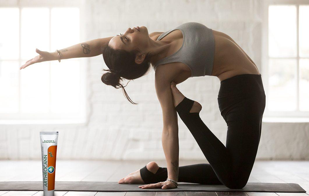 Gel de masaje natural para la recuperación muscular: usos y beneficios