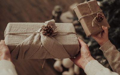 Regalos originales y saludables para Navidad