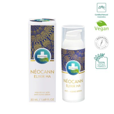 NÉOCANN Elixir HA Serum antiedad natural vegano cannabis